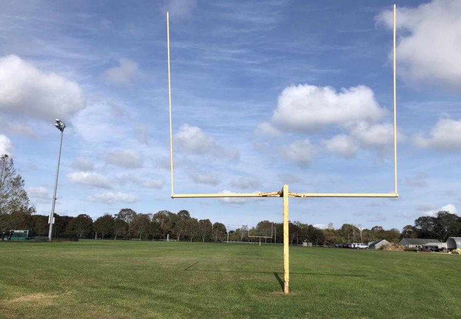 Empty+football+field