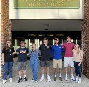 Seven Students Commended for National Merit Scholarship Program