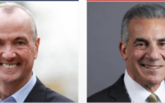 Left- Phil Murphy (D), Right- Jack Ciattarelli (R)